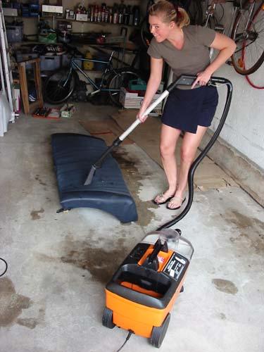 Reinigung Innenausstattung Stoff – 8KnowHow